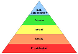 Exploring Maslow's Hiearchy of Needs