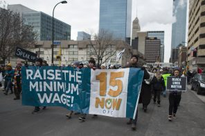 Five thoughts on raising the minimum wage