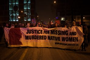More attention needs to be brought to missing and murdered Indigenous women